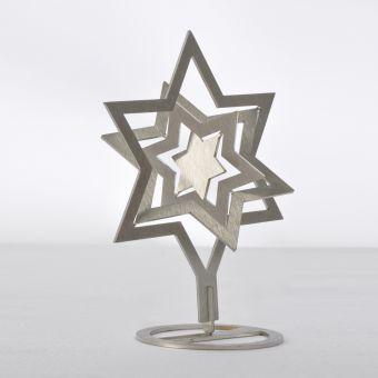 Stern-Aufstecker mini